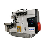 DIRECT DRIVE OVERLOCK SEWING MACHINE SM-Q4-4AT