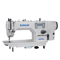 INTEGRATED COMPUTERISED HIGH SPEED LOCKSTITCH SEWING MACHINE SM-9900-3